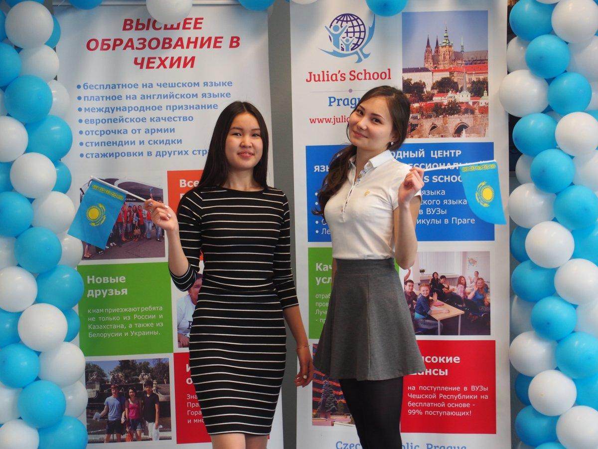 годовой курс английского языка в Праге (Чехия)