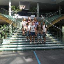 Посещение Высшей школы экономики в Праге